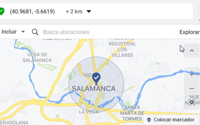 A cuántas personas puedes llegar con un anuncio para tu gimnasio en Salamanca gracias a Facebook